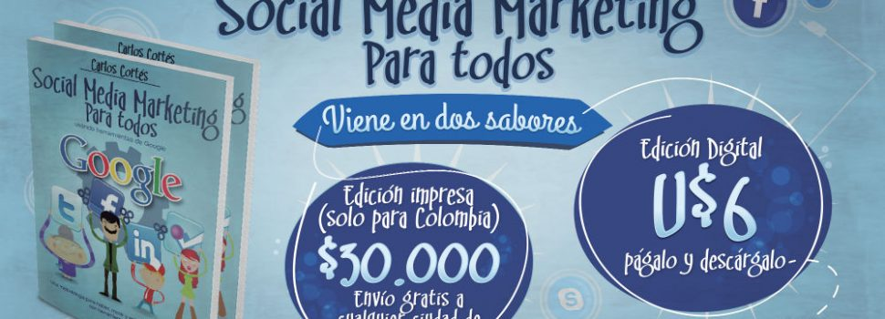 LIBRO Social Media Marketing para todos