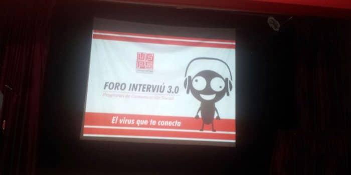 Balance presencia Carlos Cortés en Interviú 3.0 (Cúcuta)