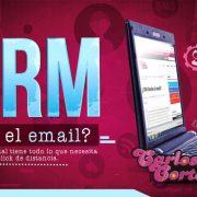 #CIUDADANOSDIGITALES ¿CRM desde el email?