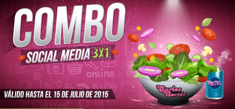 Combo 3×1. Curso Online de Marketing digital + Libro impreso + Ebook