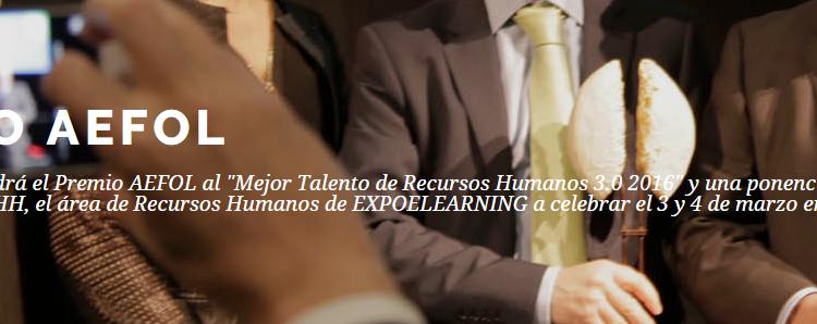 Carlos Cortés nominado a los Premios Talento 3.0