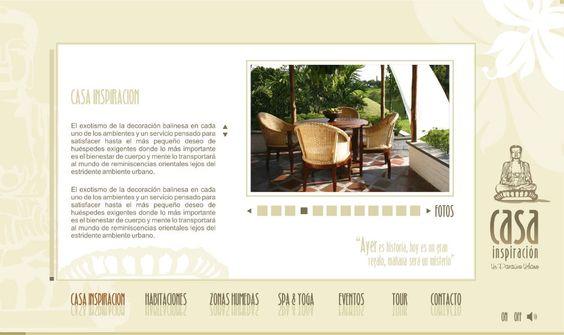 casa inspiración diseño de páginas web pereira