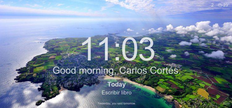 #PARAMIMAMAYMITIA. Momentum, productividad desde el navegador