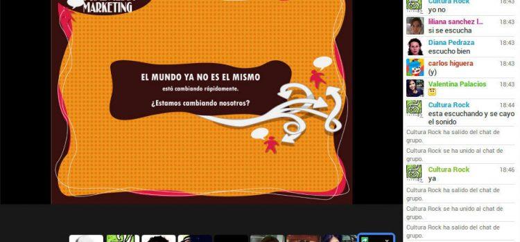 Exitoso OpenHouse de la 5a edición del Curso / Taller online Social Media Marketing Nivel Introductorio