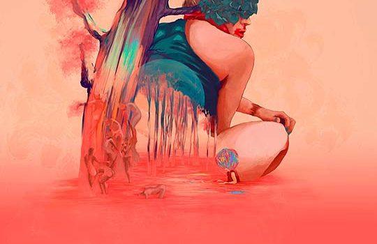 Carolina Rodríguez Fuenmayor. Ilustración, surrealismo y erotismo
