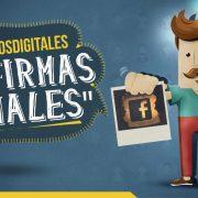 """CIUDADANOS DIGITALES Las firmas """"sociales"""""""