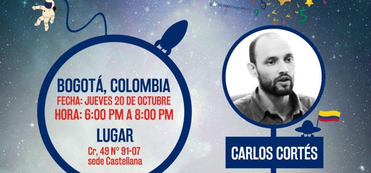Balance presencia Carlos Cortés en SAEJ (Bogotá)