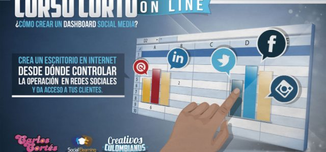 Creación de un dashboard Social Media