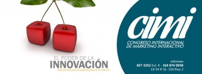Carlos Cortés en el Congreso Internacional de Marketing Interactivo (Bucaramanga)