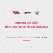 Carlos Cortés en webinar con Doppler (Argentina) y la UBJ (México)