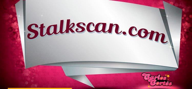 Stalkscan.com herramienta para conocer todo de un perfil de Facebook