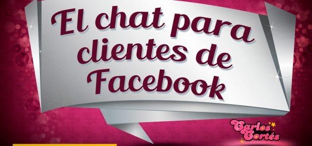 Facebook Customer Chat en 3 pasos