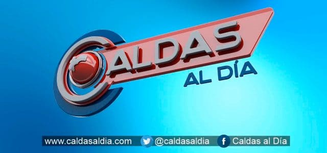 Carlos Cortés en el Noticiero Caldas al Día