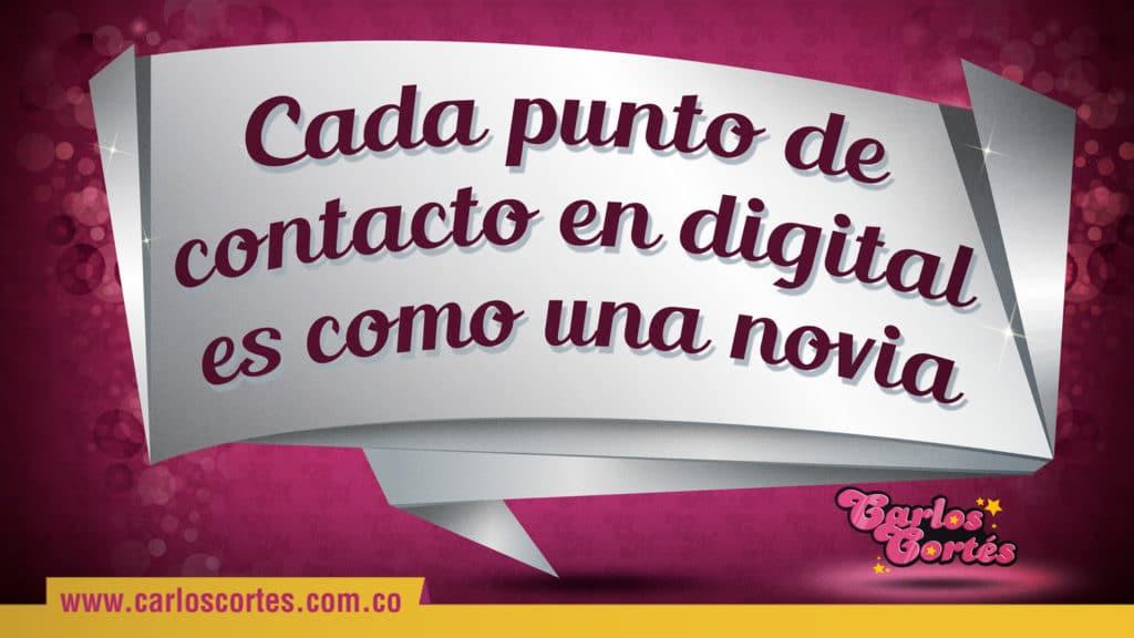 Puntos de Contacto En Digital Carlos Cortés Agencia