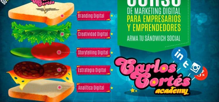 Curso Online de Marketing Digital, 2 cupos gratis