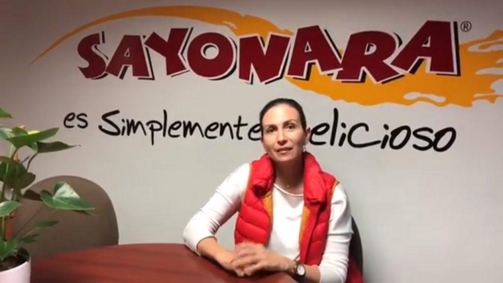 Matriz de adn de marca Para Sayonara Pereira
