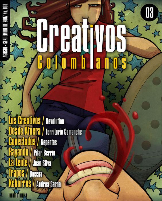 Ezine Creativos Colombianos