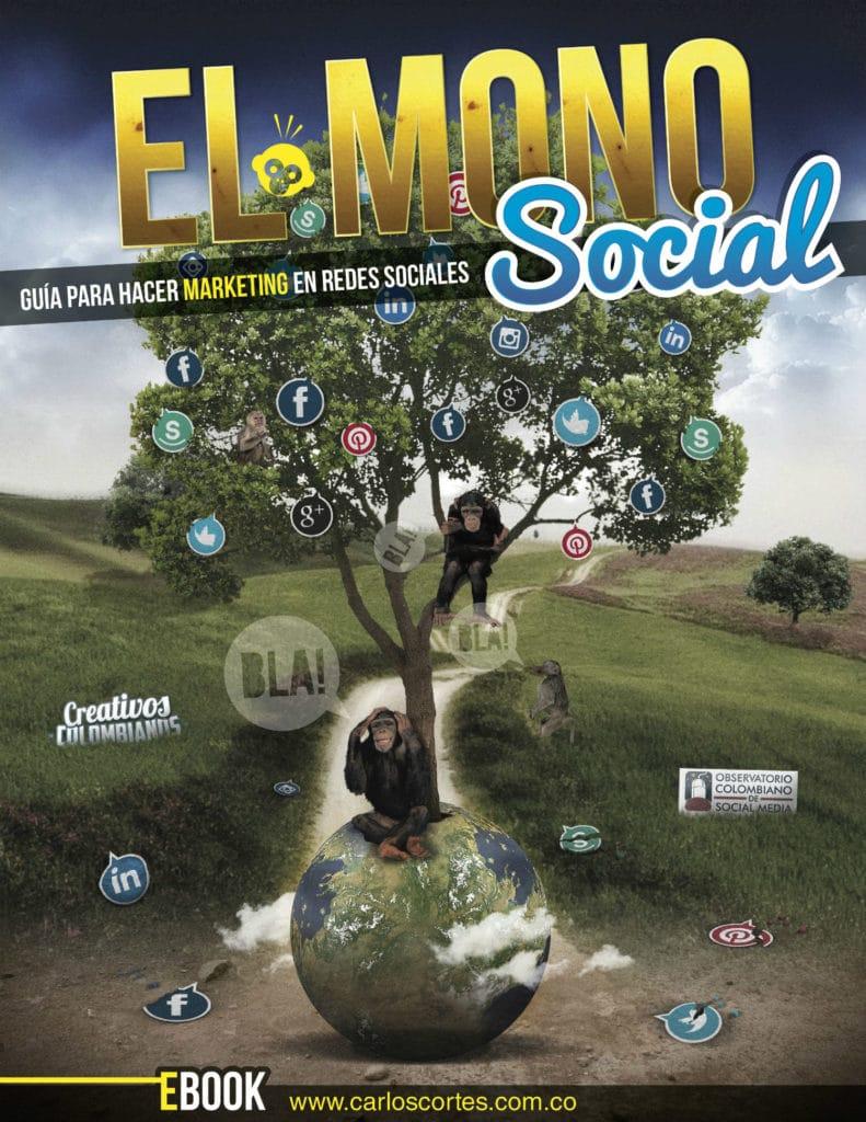 Libro el mono social
