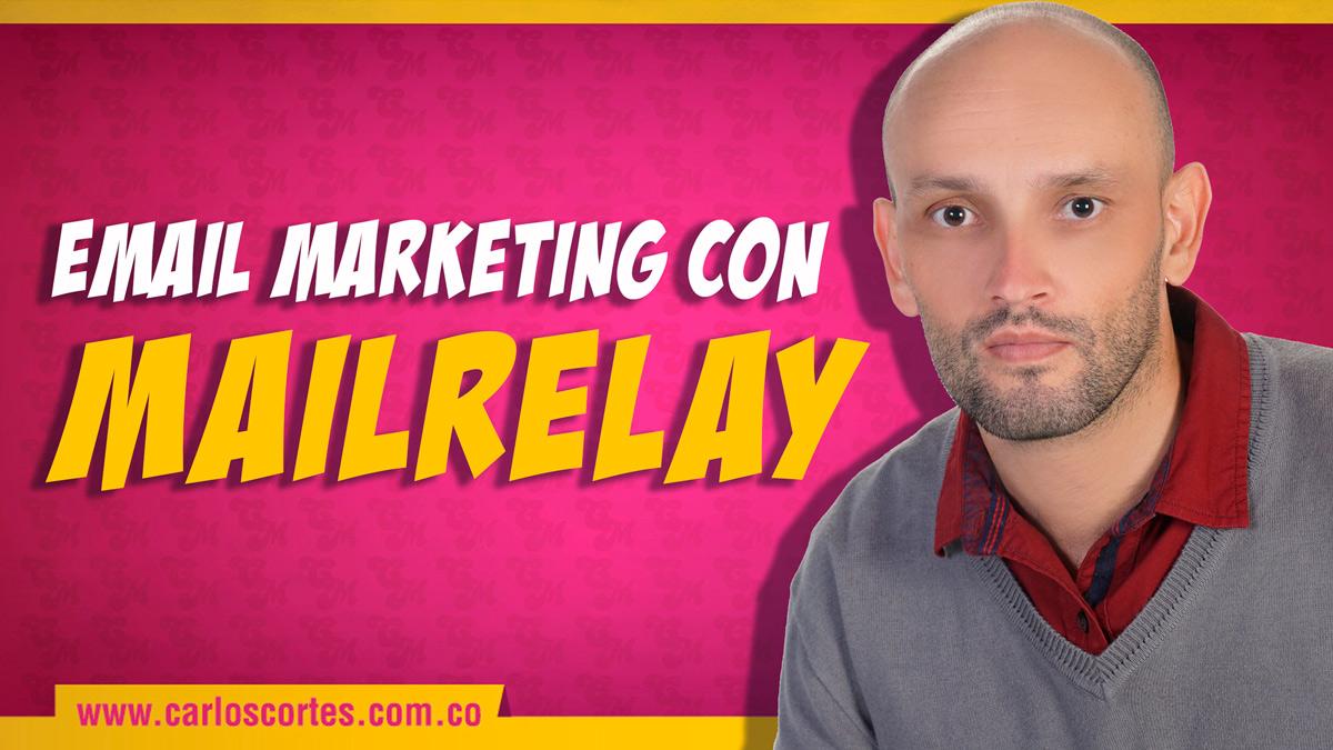 Email marketing con Mailrelay gratis