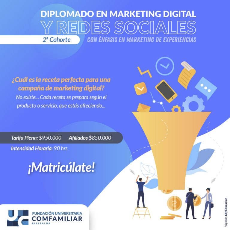 diplomado en marketing digital Pereira