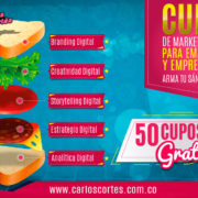 Cursos de marketing digital gratis