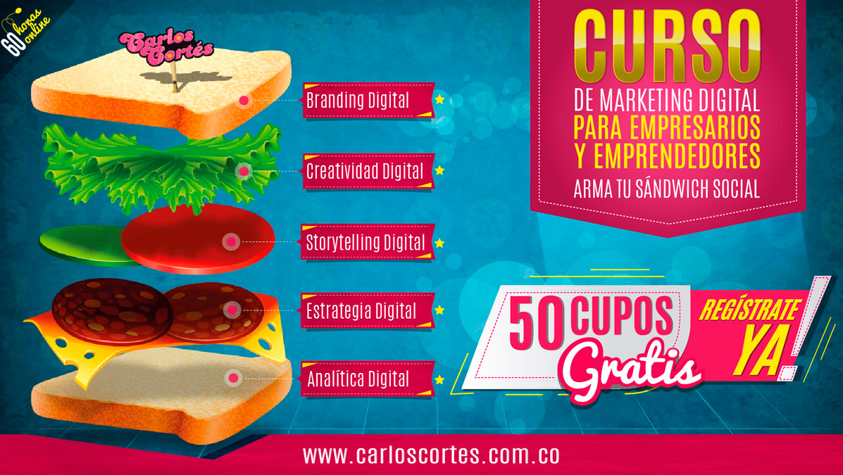 cursos de marketing digital gratis carlos cortes agencia