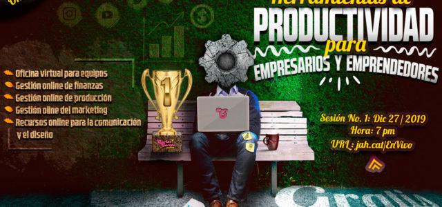 Herramientas de productividad | Curso Gratis