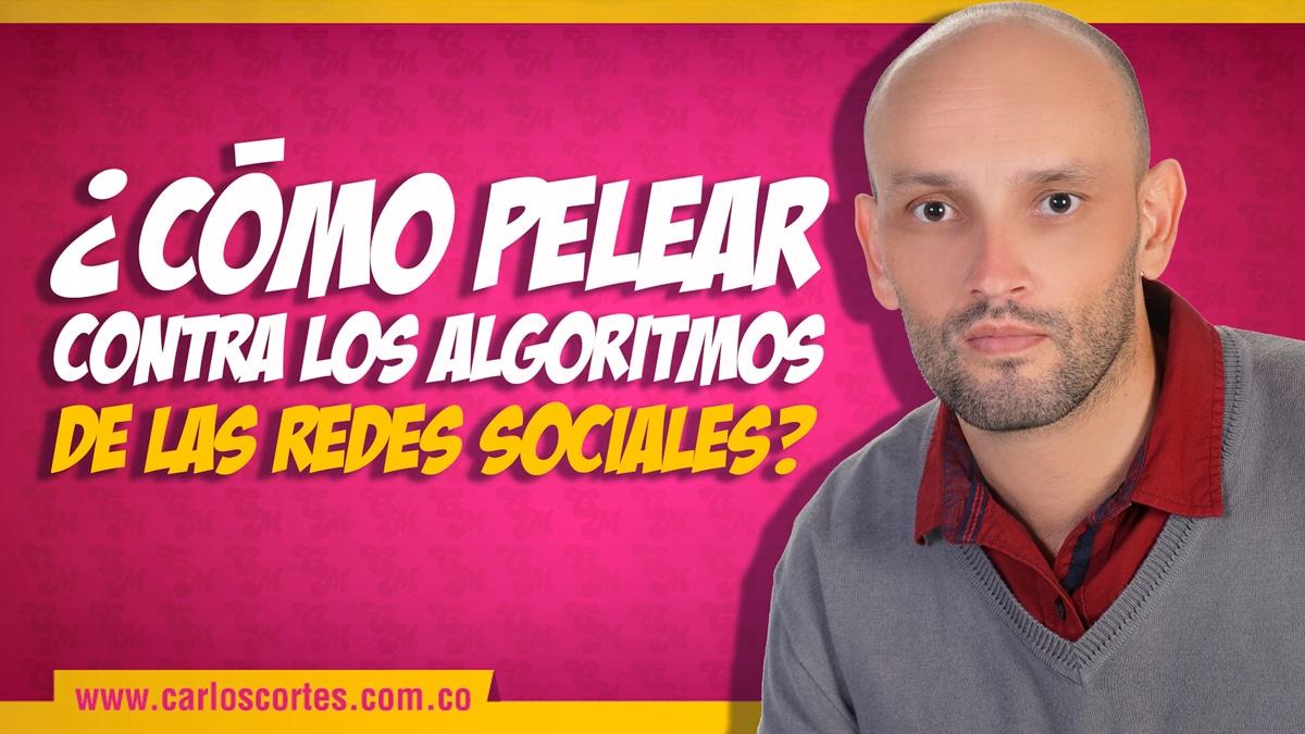 Algoritmos de las redes sociales