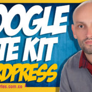 Configurar Google Site Kit en WordPress