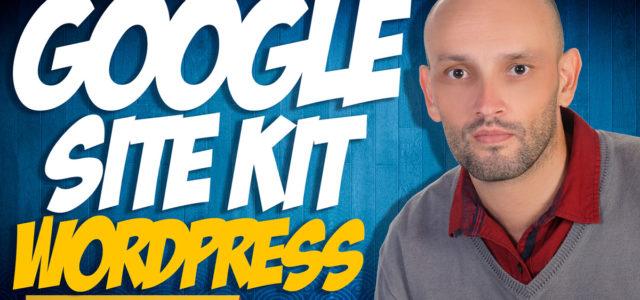 Configurar Google Site Kit en WordPress