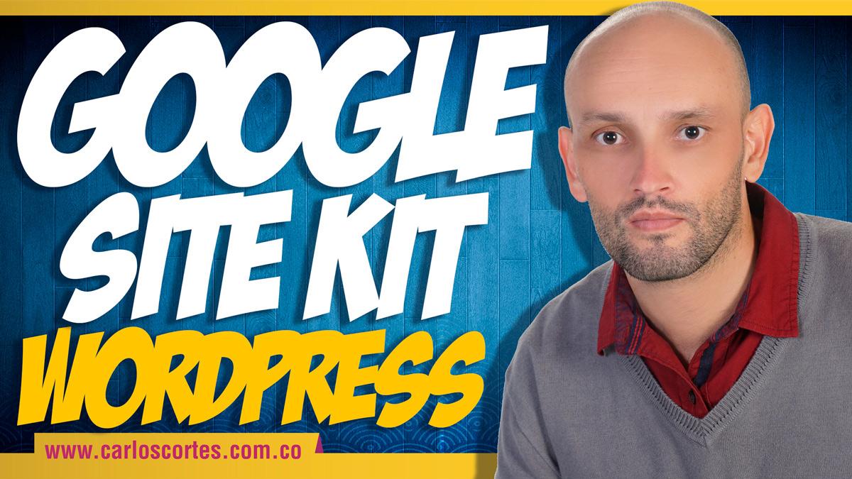 Cómo configurar Google Site Kit en Wordpress