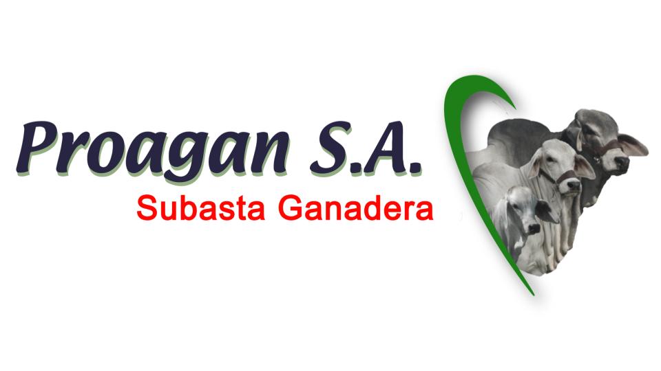 Proagán SA logo antiguo