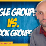 Google Groups vs Outlook Groups (Grupos de Google vs Grupos de Outlook)