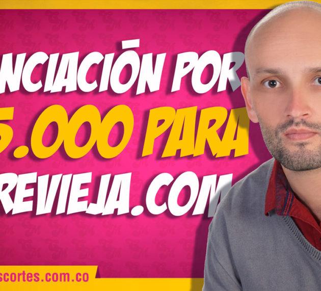 En Consultoría con Carlos Cortés empresario español obtiene fondos de Google