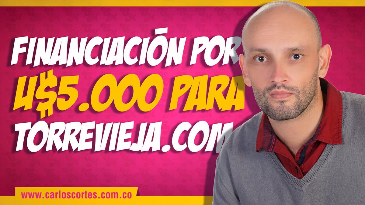 Google Financia el proyecto de Pablo Martínez