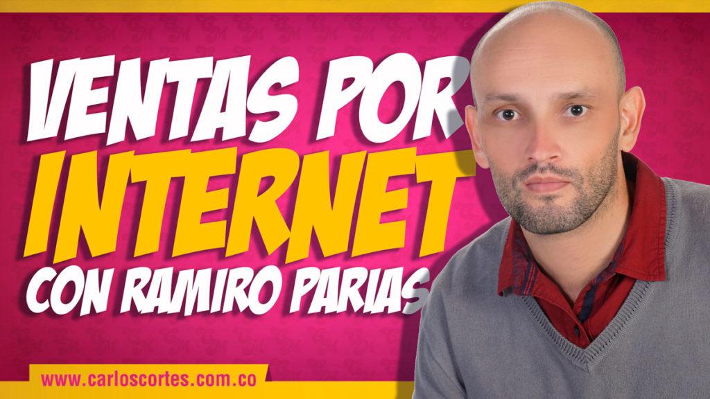 como vender por internet con ramiro parias