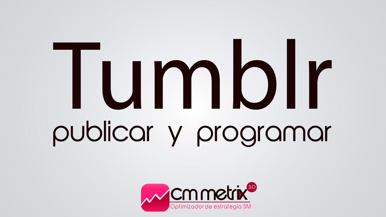 Tutorial de Tumblr en español