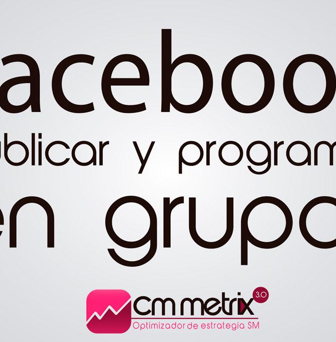 ¿Cómo publicar en varios grupos de Facebook?
