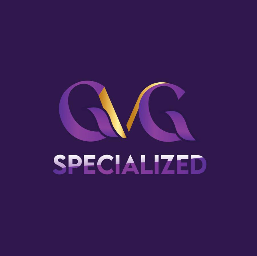 GVG Specialized Diseño de logo